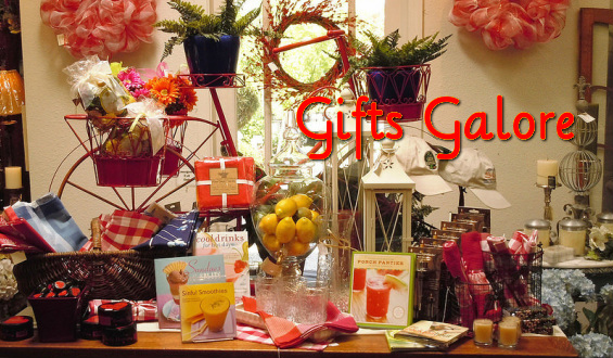 Gift Section