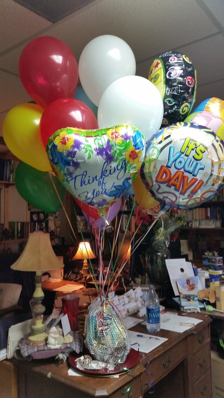 Big Birthday Bouquet Welcome To Our Hand Designed Balloon