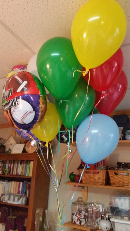 Birthday Boy Bouquet Make Someones Day Brighter By Having Balloons