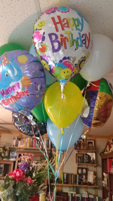 Birthday Bunch Make Someones Day Brighter By Having Balloons