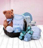 Picture Blue Boy Some of the items may vary although we do get awfully close. You may request larger sizes.  $49.99