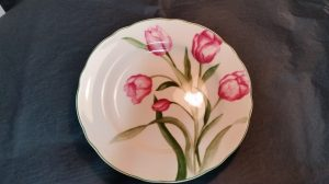 Floral Collective Plates
