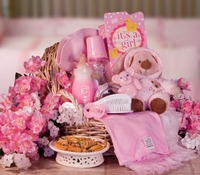 Pink Baby Some of the items may vary although we do get awfully close. Complete full baby needs. Large $95.00