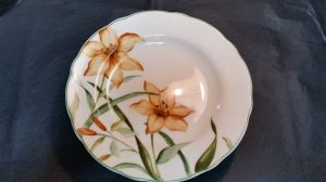 Floral Collective Plates #4