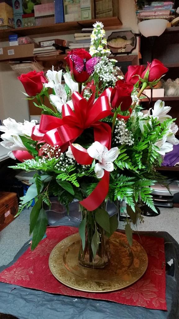 Plus Roses