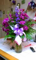 Loves Purple Birthday Surprise
