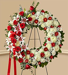 Reflections Wreath