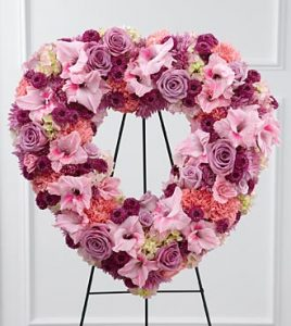 Stunning Pink Heart