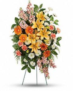 Full Covered Wreath