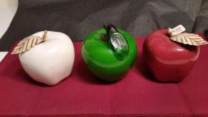 Glass Apples
